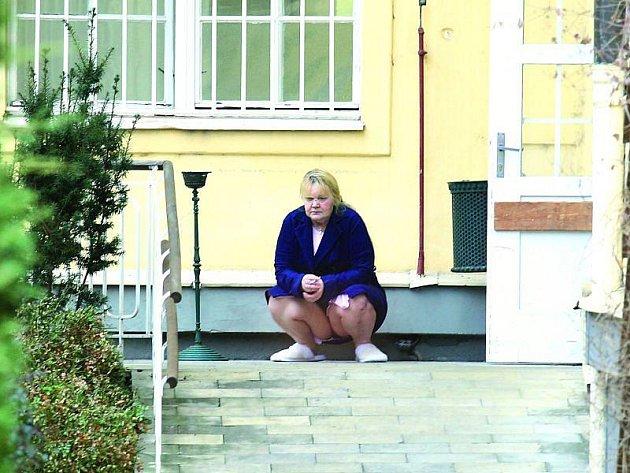 Před dvěma lety vypadala Brejchová jako zničená žena unavená životem.