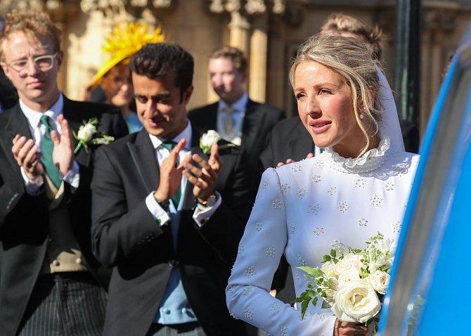 Svatba Ellie Goulding a Caspara Joplinga