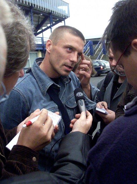 Tomáš Řepka archív