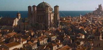 Slavné lokace ze seriálu hra o trůny - Kde najdeme Královo přístaviště a jiné?