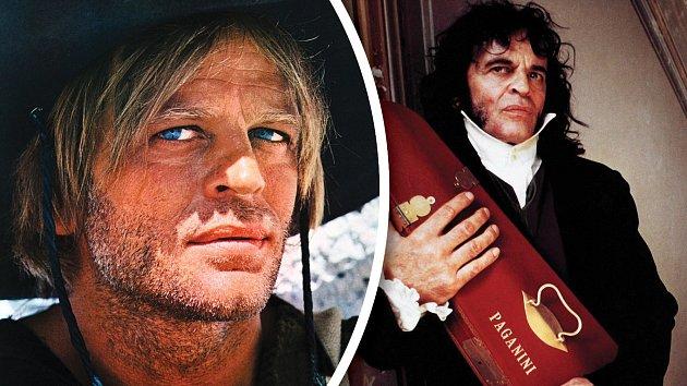 Svůj obličej uplatnil vřadě filmů. Třeba vesnímku Pro pár dolarů navíc (1965) nebo Paganini vevíru erotických vášní (1989).