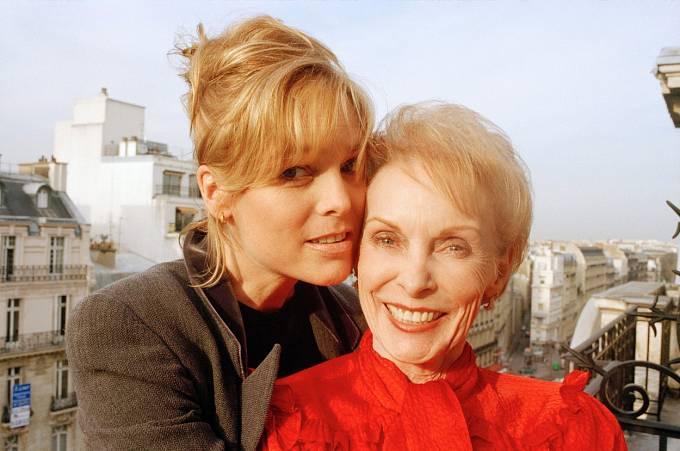 68 let: VPaříži se starší dcerou Kelly