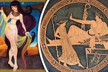 Příběh o Rhodopis je taková košilatější verze Popelky.