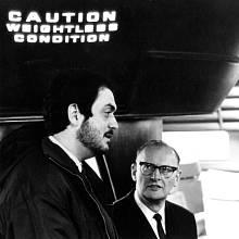 Arthur (vpravo) srežisérem Stnaley Kubrickem při natáčení Vesmírné odysey.