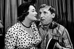 Filmové začátky vkomedii Le Roi Pandore (1950)