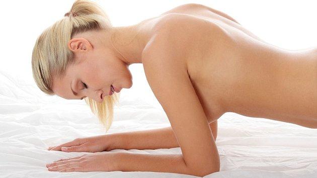 Kontrakce ženského orgasmu
