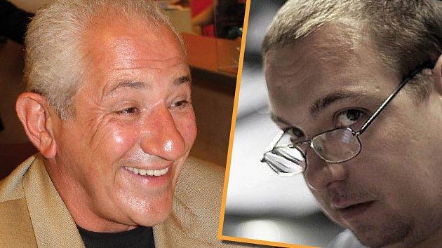 Martin Michal se nejprve smál, ale soud jeho žalobu na Davida Zápala neuznal...