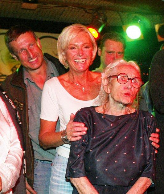 Oblíbila si jí iHelena Vondráčková.