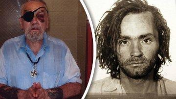 Charles Manson byl v mládí velmi přitažlivý.