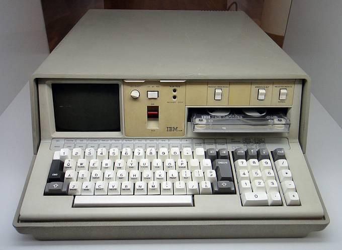 Počítač IBM 5100 z roku 1975 se bude hodit i v daleké budoucnosti.