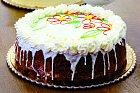 Krtkův dort slesní směsí