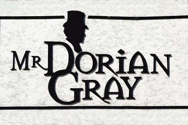 Oscar Wilde - Obraz Doriana Graye