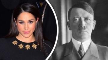 Meghan Markle: tajná dcera Adolfa Hitlera?
