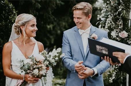 Svatba na první pohled, Natália Mykytenko, František Gebr