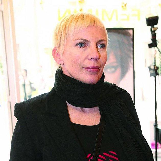 Kateřina Kornová chce už mít od svého bývalého klid.