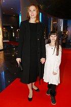 Ivana Gottová s dcerou.
