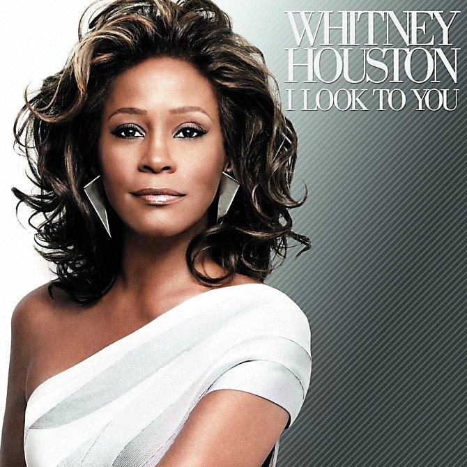 Cover alba Look To You, vydaného v roce 2009