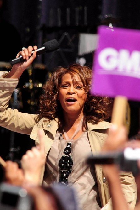 Whitney Houston, 2009