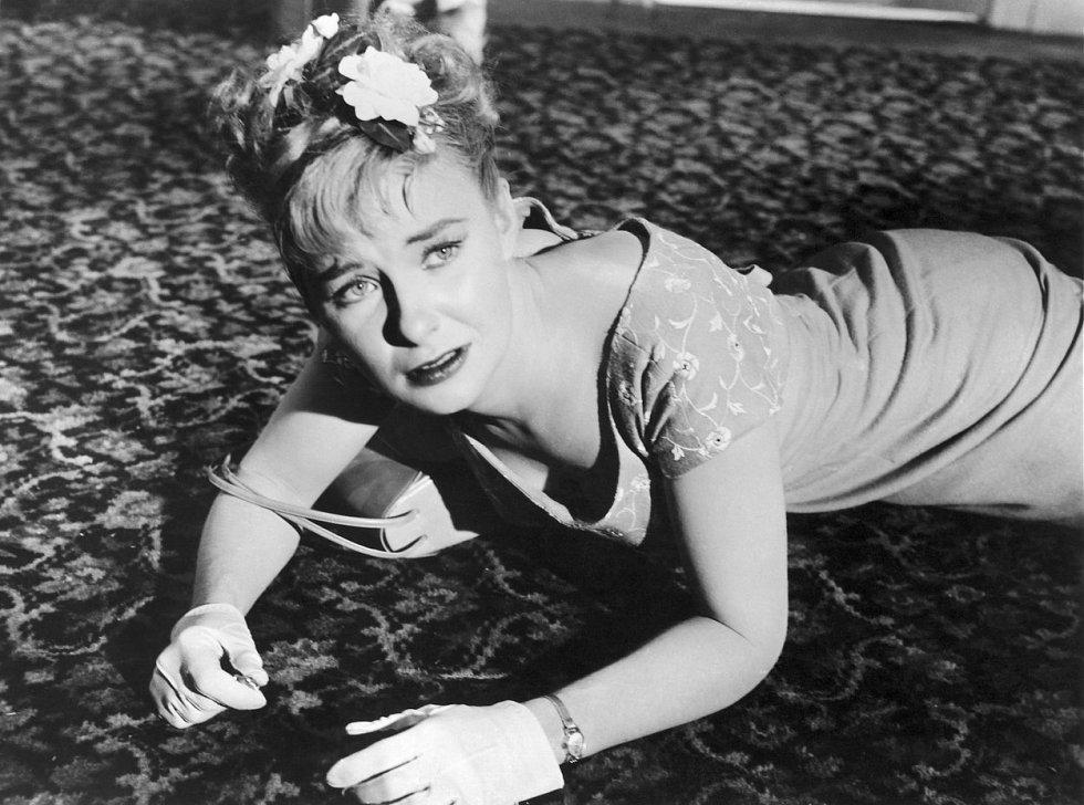 Drama Tři tváře Evy (1957). Joanne hrála ženu spsychickou poruchou.