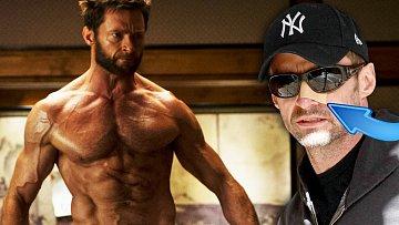 Mužný a oblíbený herec Hugh Jackman bojuje se zákeřnou nemocí...