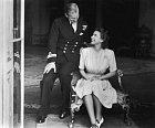 Královna Alžběta a Princ Philip oznámili zásnuby (1947)