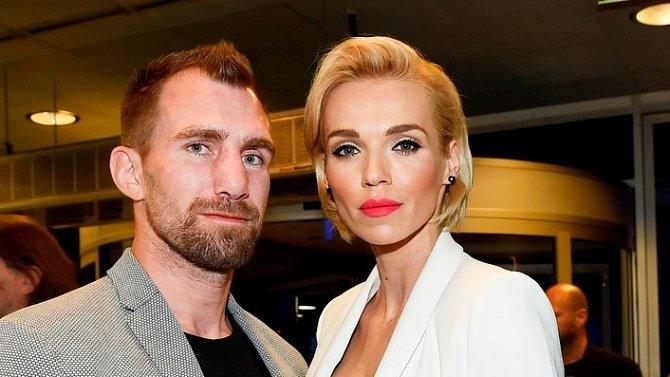 André Reiders naznačil, že za rozpad manželství může někdo třetí.