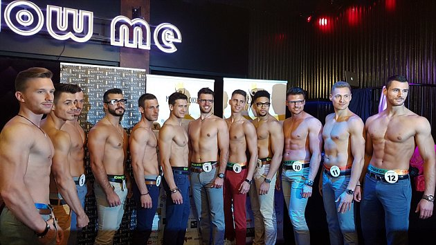 Zahájení soutěže Muž Roku 2019