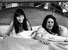 První velkou příležitost dostala vefilmu Tajný obřad (1968) poboku Elizabeth Taylor.