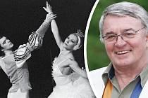 Vlastimil Harapes patří knejuznávanějším baletním umělcům.