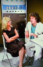 V seriálu Mladí a neklidní hrál lékaře.