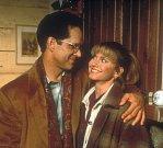 Vdramatu Vánoční romance (1994) si zahrála sGregorym Harrisonem.