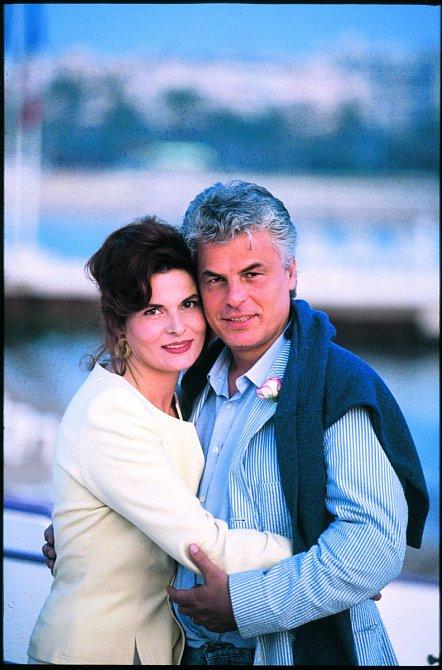 Manželství se Simonettou Stefanelliovou nebylo zrovna šťastné.