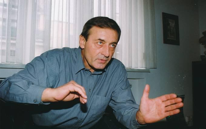 Michal Dočolomanský