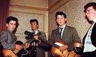 Brouci! Beatles v roce 1957.