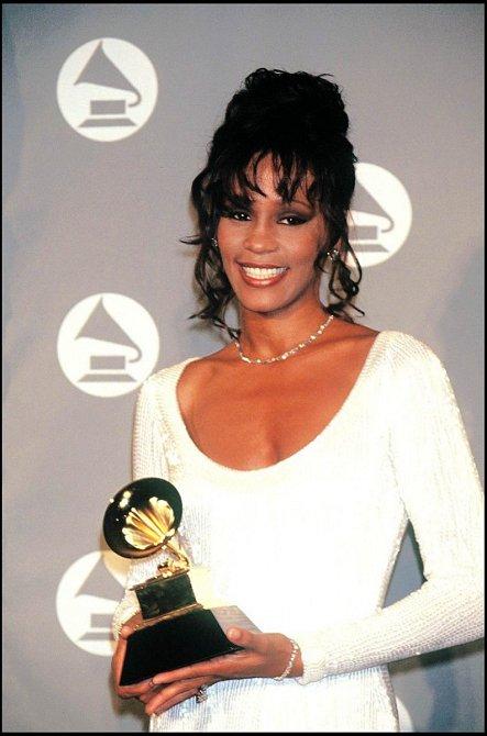 Whitney Houston na předávání cen Grammy, 1994