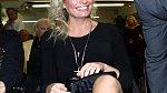 Lucie Borhyová ukázala spodní prádlo.