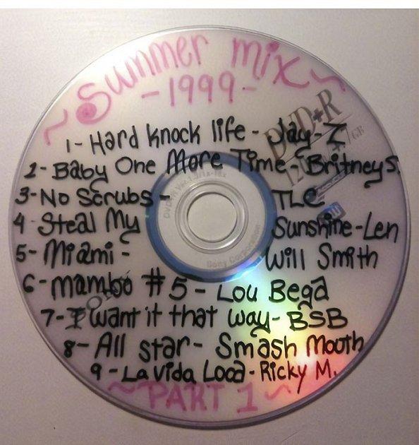 Takhle vypadaly naše letní hity, žádné playlisty na spotify.