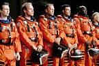 Vhitu Armageddon (1998) poboku Bruce Willise aBena Afflecka.