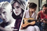 Emma Watson a Tom Felton