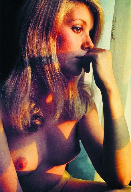 Snímky pro Playboy z ní udělaly sexuální bohyni.