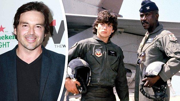 Jason Gedrick nyní a dříve, kdy jeho hvězda zářila.