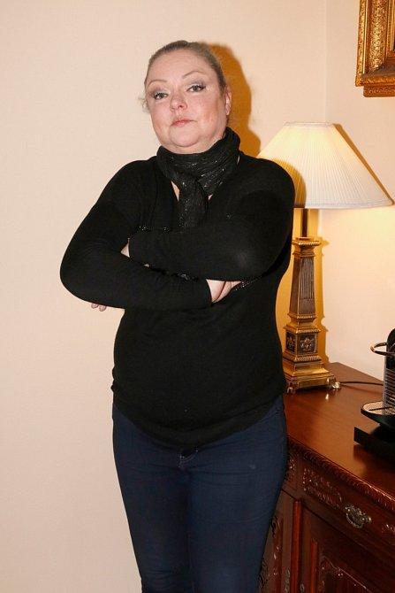 Dominika Gottová nemá práci a v Praze musí platit pronájem bytu.