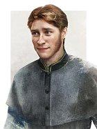 Princ Hans z Ledového Království.
