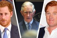 princ Charles a princ Harry