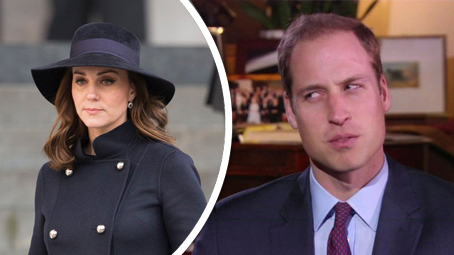 Princ William a Kate Middleton