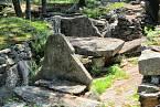 Nejtěžší kamenný kvádr váží zhruba 11 tun.