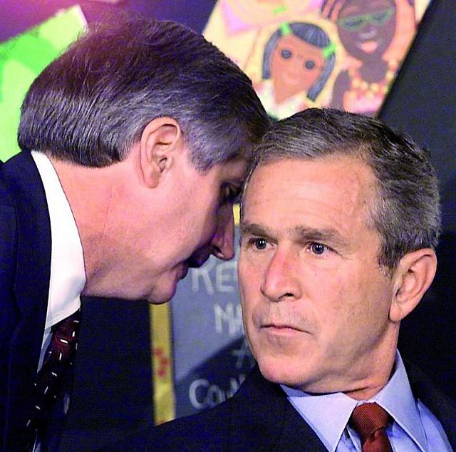 George Bushe zpráva oútocích nepřekvapila. Věděl onich předem?