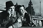 Jako vycházející hvězda vdramatu Waterfront (1950)