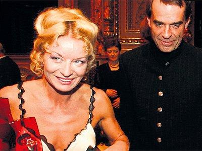 Na galavečeru Cen Thálie nepůsobili Miroslav Etzler a Vilma Cibulková jako šťastní manželé.