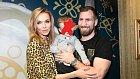 Hana Mašlíková a René Reinders chtějí společně vychovávat syn, i když jim vtah nevyšel.